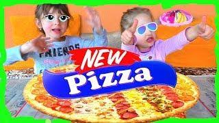 Как приготовить Пиццу за 5 минут. Рецепт Pizza - быстро и просто вкусно