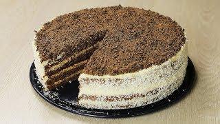 ???? Быстрый Шоколадный Торт (простой рецепт) ????  Бюджетный торт который всех покорит /Вкусный тор