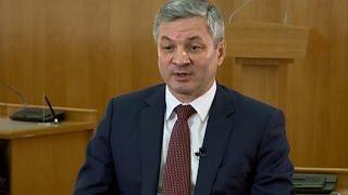 Андрей Луценко: Главная задача всех ветвей власти — сделать лучше жизнь вологжан