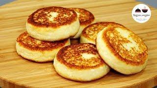 СЫРНИКИ на завтрак  Потрясающий результат! Можно замораживать! Как вкусно приготовить СЫРНИКИ