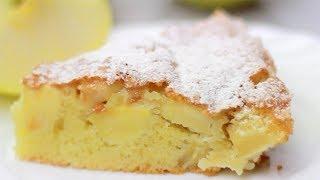 Как приготовить очень нежный и вкусный яблочный пирог в духовке. Классический рецепт шарлотки