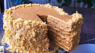 """Торт «Наполеон"""" ПО-НОВОМУ Нереально Вкусный"""