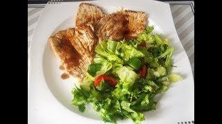 Как приготовить куриную грудку (индейку) быстро и вкусно / Ужин за 5  минут / Быстрые рецепты