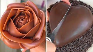 Как сделать идеальный шоколадный торт на все случаи жизни I Вкусные идеи для украшения торта