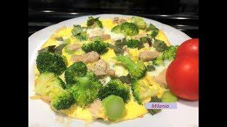 Как Просто и Вкусно приготовить БРОККОЛИ на завтрак или ужин. Здоровое питание.